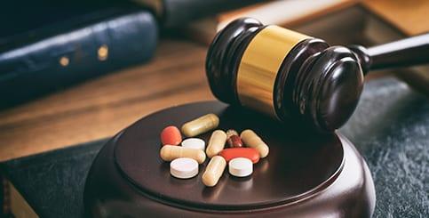 ייצוג החזקת סמים