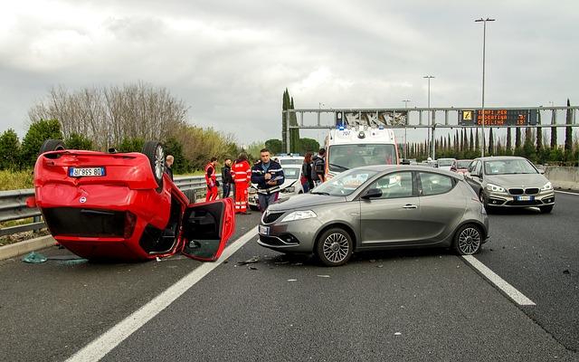 כתב אישום תאונת דרכים