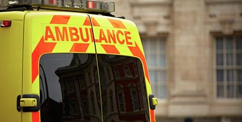 Водитель скорой помощи, волонтеры и что случилось между ними